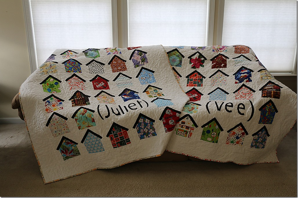 6 month quilts
